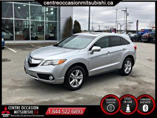 Used 2014 Acura RDX AWD CUIR TOIT MAGS V6 for sale in St-Jérôme, QC