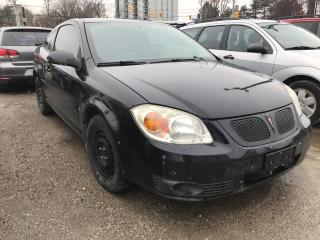 Used 2006 Pontiac G5 SE for sale in Mississauga, ON