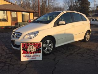 Used 2010 Mercedes-Benz B-Class B 200 for sale in Glencoe, ON