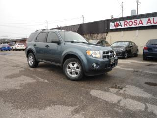 Used 2011 Ford Escape AUTO LEATHER SUNROOF B-TOOTH H-SEAT A/C SAFETY for sale in Oakville, ON