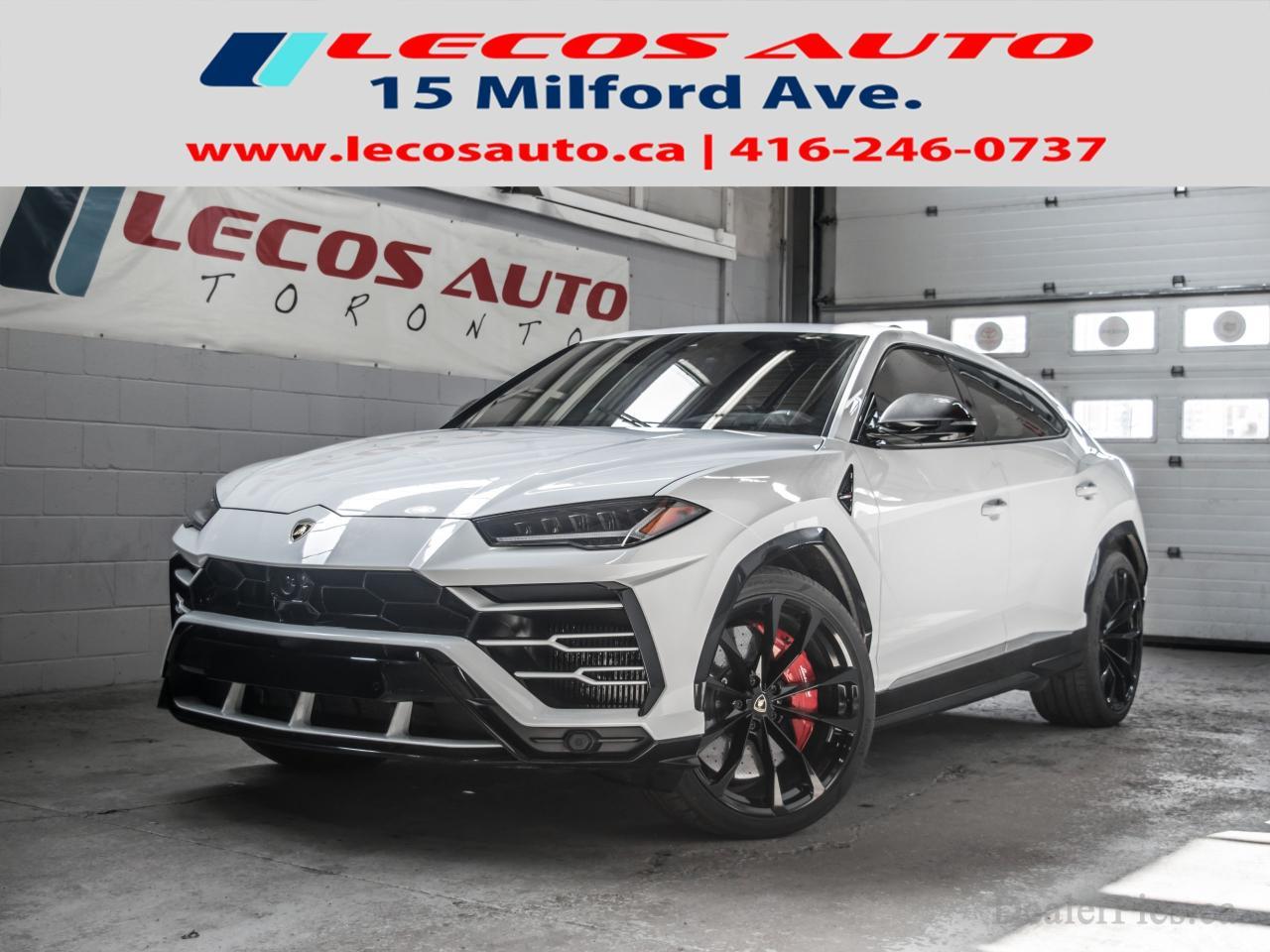 Used 2019 Lamborghini Urus For Sale In North York Ontario Carpages Ca