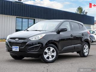 Used 2014 Hyundai Tucson GL, ONE OWNER, B.TOOTH, HEATED SEATS for sale in Orillia, ON