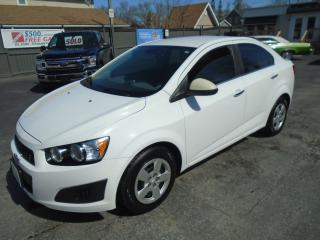 Used 2013 Chevrolet Sonic LT for sale in Sutton West, ON