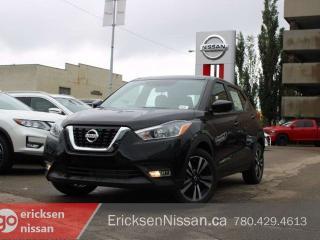 Used 2019 Nissan Kicks SV Apple Carplay/Android Auto | Heated Seats for sale in Edmonton, AB