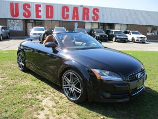 Used 2008 Audi TT 2.0T~LEATHER~AUTO~HEATED SEATS~EXTRA CLEAN!!! for sale in Toronto, ON