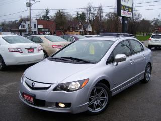 Used 2010 Acura CSX Tech Pkg,NAVI,Alloys,BLUETOOTH,FOG LIGHTS,SUNROOF for sale in Kitchener, ON