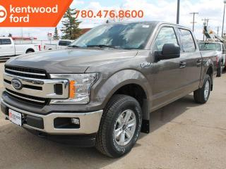 New 2019 Ford F-150 XLT 300A 3.3L 4X4 Supercrew, Auto Start/Stop, Pre-Collision Assist, Rear View Camera, Remote Keyless Entry for sale in Edmonton, AB