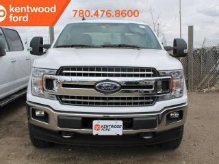 New 2019 Ford F-150 XLT 301A 5.0L V8 4X4 Supercrew, Auto Start/Stop, Pre-Collision Assist, Rear View Camera, Remote Keyless Entry for sale in Edmonton, AB