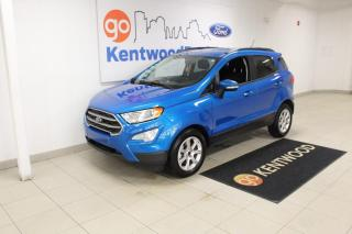 Used 2019 Ford EcoSport 3 Mos Deferral *oac | SE FWD | Push Button start | Backup Camera | power Seat | GREAT ON FUEL! for sale in Edmonton, AB