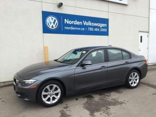 Used 2014 BMW 3 Series 320i xDrive AWD - LEATHER / NAVI / SUNROOF for sale in Edmonton, AB