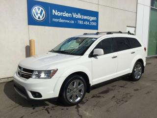 Used 2017 Dodge Journey GT AWD for sale in Edmonton, AB