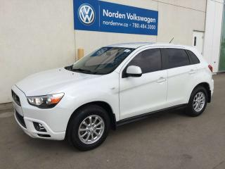 Used 2011 Mitsubishi RVR LEATHER / HEATED SEATS / BLUETOOTH for sale in Edmonton, AB
