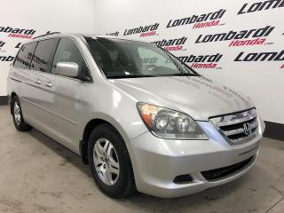 Used 2006 Honda Odyssey EX-L+AUTO./PETIT BUDGET for sale in Montréal, QC