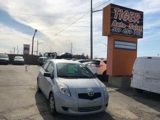 Used 2007 Toyota Yaris LE**AUTOMATIC**POWER WINDOWS**HATCH**GREAT ON FUEL for sale in London, ON