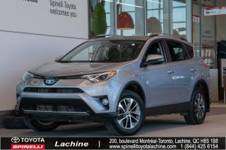 Used 2018 Toyota RAV4 Xle Hybride for sale in Lachine, QC