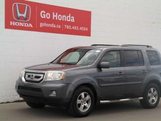 Used 2011 Honda Pilot EX-L for sale in Edmonton, AB