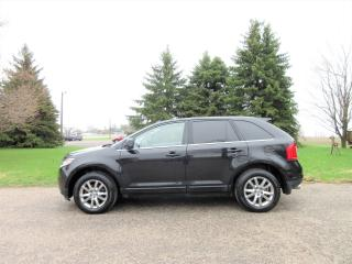 Used 2011 Ford Edge LIMITED EDITION AWD for sale in Thornton, ON
