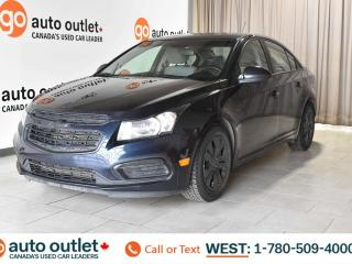 Used 2015 Chevrolet Cruze ONE OWNER!!! POWER WINDOWS, STEERING WHEEL CONTROLS, CRUISE CONTROL, AM/FM RADIO, SATELLITE RADIO for sale in Edmonton, AB