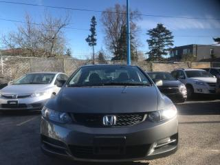 Used 2009 Honda Civic DX-G for sale in Toronto, ON