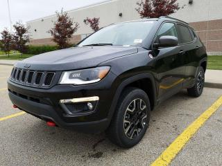 Used 2019 Jeep Compass Trailhawk for sale in Edmonton, AB