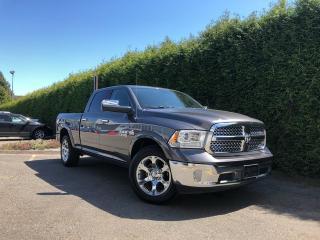 Used 2018 RAM 1500 Laramie for sale in Surrey, BC