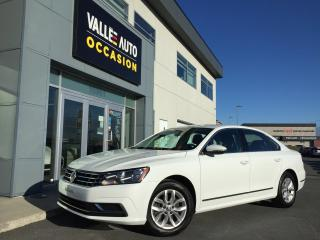Used 2017 Volkswagen Passat 1.8 Tsi Tl+ Caméra for sale in St-Georges, QC