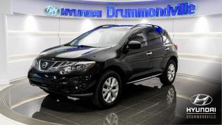 Used 2014 Nissan Murano SL AWD + TOIT PANO + MAGS + CUIR + ACCÈS for sale in Drummondville, QC
