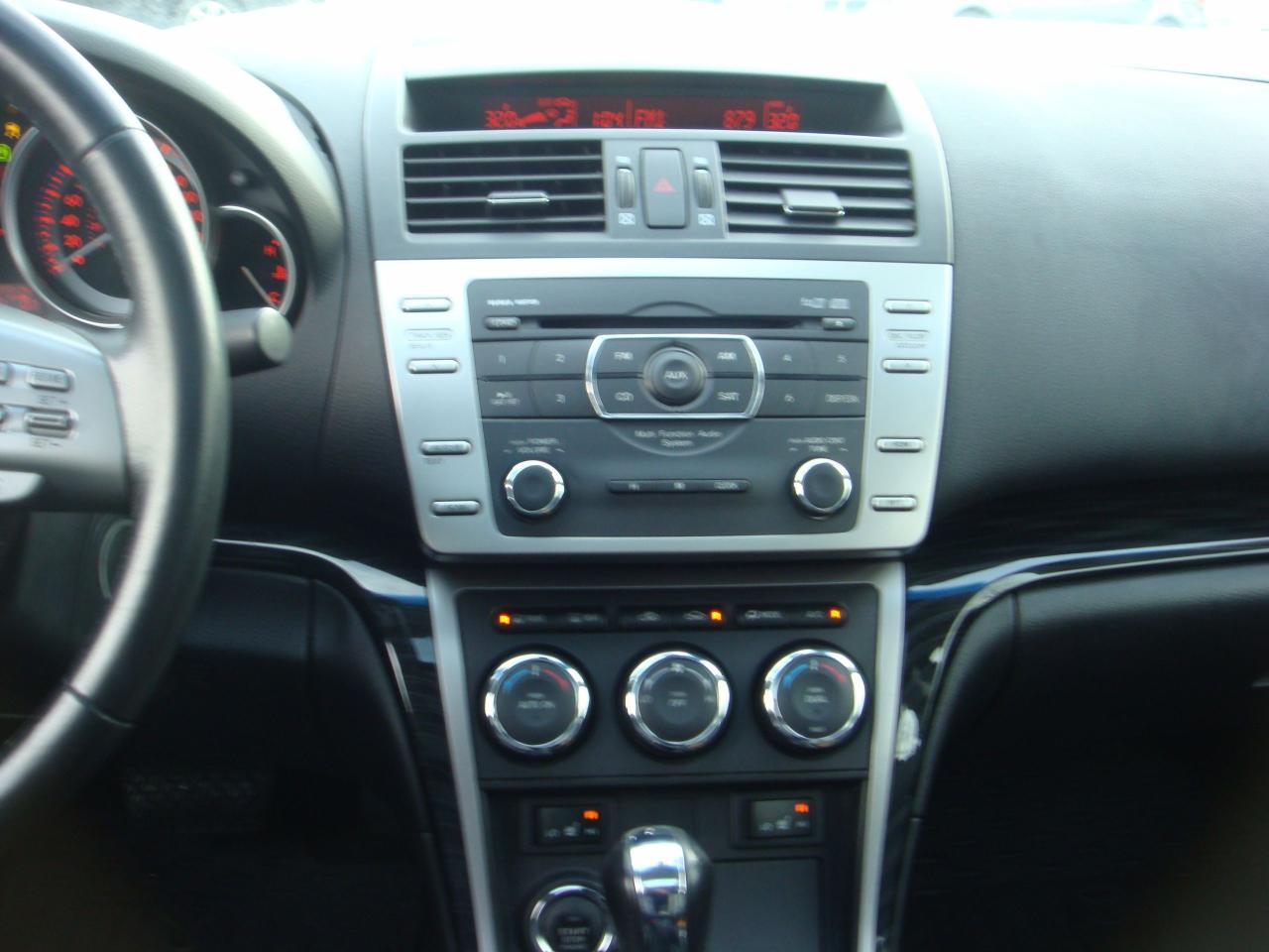 2009 Mazda MAZDA6