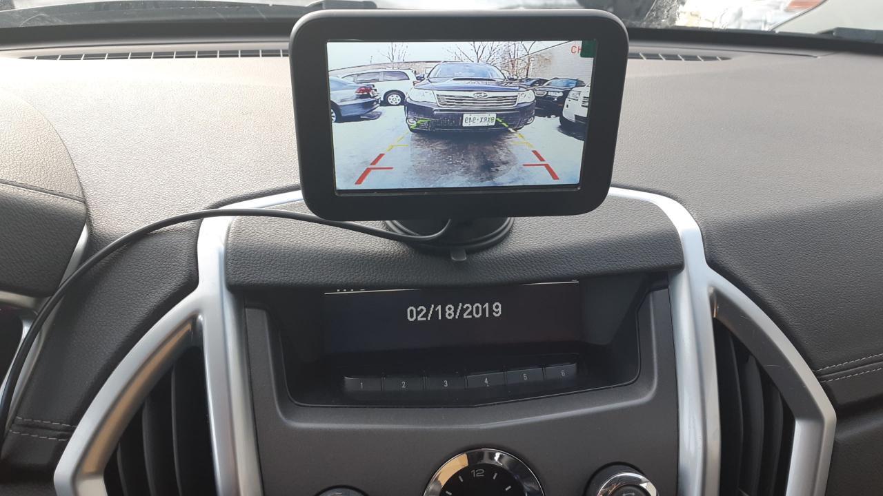 2010 Cadillac SRX 3.0 AWD w/Backup Cam