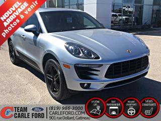Used 2016 Porsche Macan PORSCHE S for sale in Gatineau, QC