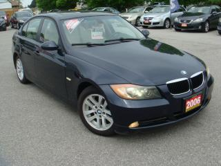 Used 2006 BMW 3 Series 325i for sale in Ajax, ON