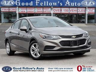 Used 2017 Chevrolet Cruze LT MODEL, SUNROOF, REARVIEW CAMERA, HEATED SEATS for sale in Toronto, ON
