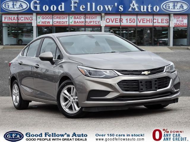 2017 Chevrolet Cruze LT MODEL, SUNROOF, REARVIEW CAMERA, HEATED SEATS
