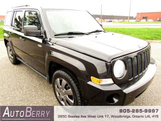 Used 2008 Jeep Patriot Sport - FWD - 5 Speed for sale in Woodbridge, ON