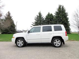 Used 2010 Jeep Patriot North Edition 4WD for sale in Thornton, ON