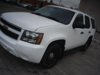 Used 2014 Chevrolet Tahoe LS,EX-POLICE,ACCIDENT FREE,CERTIFIED for sale in Mississauga, ON