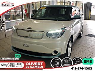Used 2016 Kia Soul EV Ev Electrique Deux for sale in Québec, QC