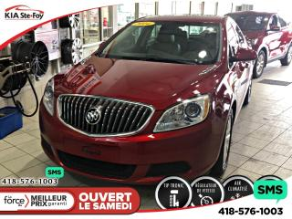 Used 2014 Buick Verano Cruise Mags Cuir for sale in Québec, QC