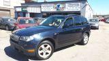 Photo of Blue 2007 BMW X3