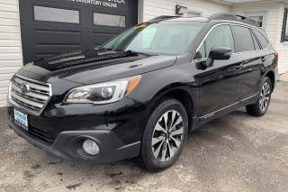 Used 2017 Subaru Outback LIMITED 2.5 for sale in Kingston, ON