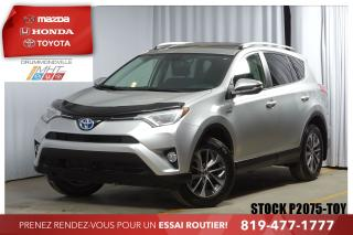 Used 2016 Toyota RAV4 Xle Hybride for sale in Drummondville, QC