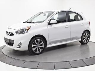 Used 2016 Nissan Micra Sr Mags for sale in Brossard, QC