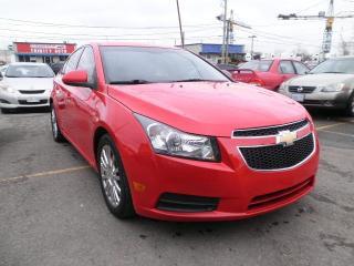 Used 2014 Chevrolet Cruze Eco for sale in Brampton, ON
