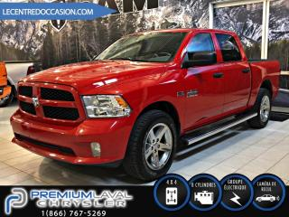 Used 2017 RAM 1500 RAM 1500 EXPRESS*CAMERA/MAGS20P*4X4 for sale in Laval, QC