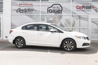 Used 2015 Honda Civic EX ***GARANTIE 10 ANS/200 000 KM*** for sale in Québec, QC