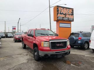 Used 2007 GMC Sierra 2500 WT**RUNS GREAT**GOOD WORK TRUCK**EXTENDED CAB** for sale in London, ON