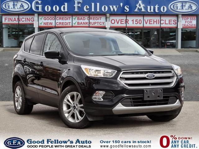 2017 Ford Escape SE MODEL, PANORAMIC ROOF, REARVIEW CAMERA, 4WD