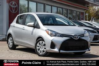 Used 2015 Toyota Yaris LE for sale in Pointe-Claire, QC