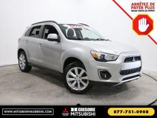 Used 2014 Mitsubishi RVR SE LTD 4X4 MAGS for sale in Vaudreuil-Dorion, QC