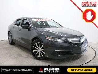 Used 2015 Acura TLX TECH CUIR TOIT MAGS for sale in Vaudreuil-Dorion, QC
